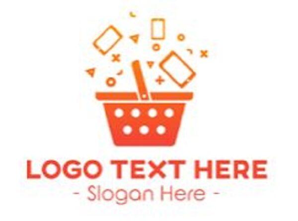 cara membuat logo olshop